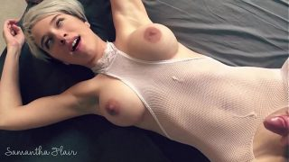 Fucking after the cumshot by Samantha Flair