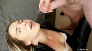 Massive cumshot & huge orgasms – kinkycouple111